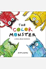 The Color Monster: A Story About Emotions Kindle Edition