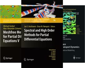 Lecture Notes in Computational Science and Engineering (51-100) (50 Book Series)