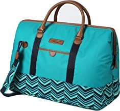 Arctic Zone 2011IL008987 Hot/Cold Thermal Insulated Picnic Food Satchel, Teal