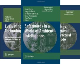 The International Library of Ethics, Law and Technology (20 Book Series)
