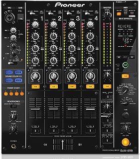 Pioneer - Djm-850-k mezclador dj djm850 negro