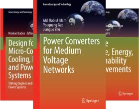 Green Energy and Technology (101-150) (50 Book Series)