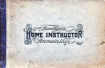 Home Instructor in Penmanship