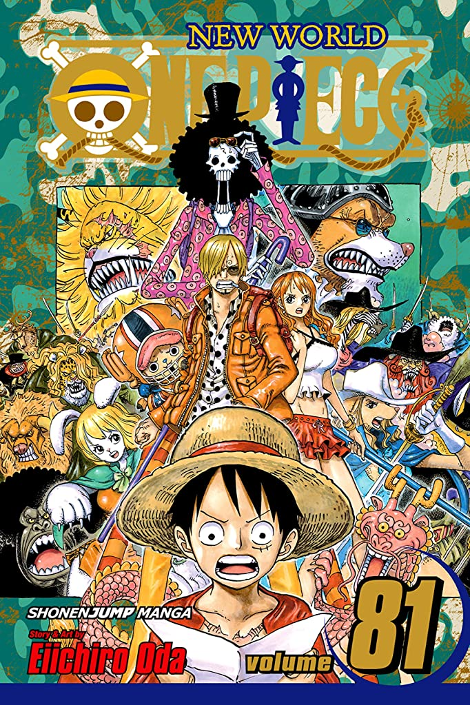 観光に行く死の顎パパOne Piece, Vol. 81: Let's Go See the Cat Viper (English Edition)