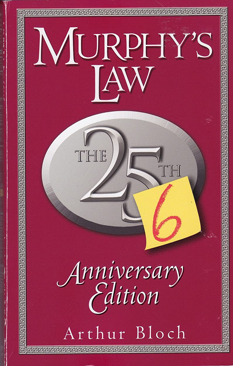 Murphy's Law: The 26th Anniversary Edition (English Edition)