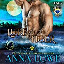 Lure of the Tiger: Aloha Shifters - Jewels of the Heart, Book 4