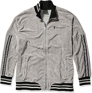 Champion LIFE Men`s Terry Warm Up Jacket