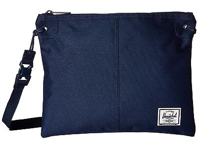 Herschel Supply Co. Alder (Navy) Cross Body Handbags
