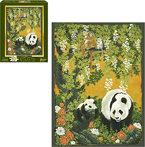 Puzzle  Giant Panda