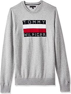 Tommy Hilfiger boys Essential Graphic Sweatshirt