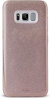 Custodia PURO SHINE Cover Per Samsung Galaxy S9 PLUS Case Anti-Shock Glitter
