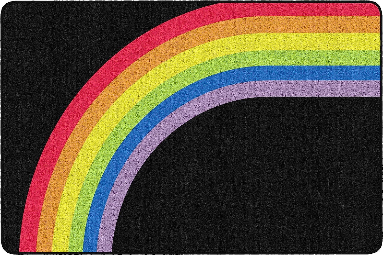 Flagship Carpets School Los Angeles Mall Girl Style Classr Sunshine 25% OFF Hello Rainbow