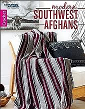 Leisure Arts 7139 Modern Southwest Afghans Blanket, Multicolor