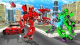 Zoom IMG-2 sniper robot car transformation city