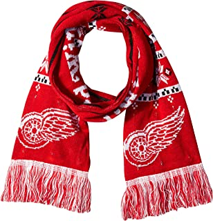 Detroit Red Wings Light Up Scarf