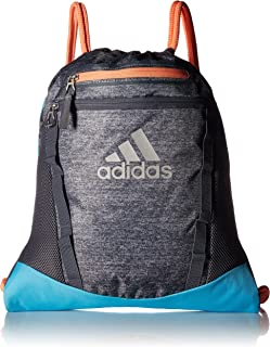 e068ccdb6332 Amazon.com  adidas - Drawstring Bags   Gym Bags  Clothing
