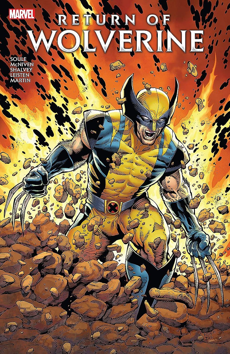 汚いクレジットインセンティブReturn of Wolverine (Return Of Wolverine (2018-2019)) (English Edition)