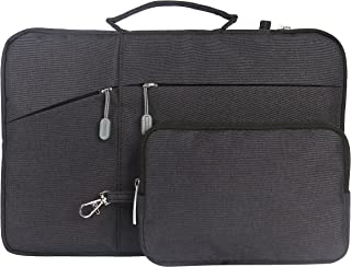 MEGOO 13Inch Sleeve Case with Accessory Pouch for Microsoft Surface Laptop 3/2/1/Book 2 13.5