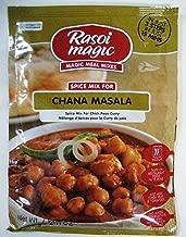 Rasoi Magic Chana Masala Spice Mix 60 Gms (Pack of 2) (Free Packing)