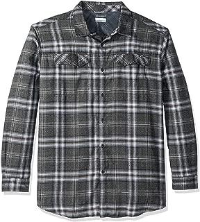 Columbia Silver Ridge™ Flannel Big & Tall Long Sleeve Shirt