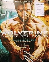 Wolverine 2-movie Movie Collection Blu-ray Digital HD