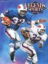 Legends Sports Memorabilia, Special Edition, Vol. 7, No. 4, November/December 1994 - O. J. Simpson cover