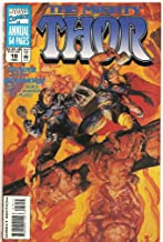 Mighty Thor Annual #19 (The Flame and the Lightning/Estranged Relations)