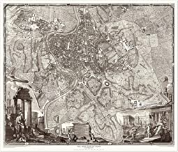 1748 Nolli Map of Rome (45