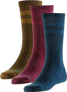 Solid' Socks. 3 Pack. Multi.