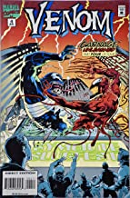 Venom Carnage Unleashed #4: Can't Get No Relief (Marvel Comic Book July 1995)