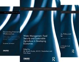 Earthscan Studies in Water Resource Management (50 Book Series)