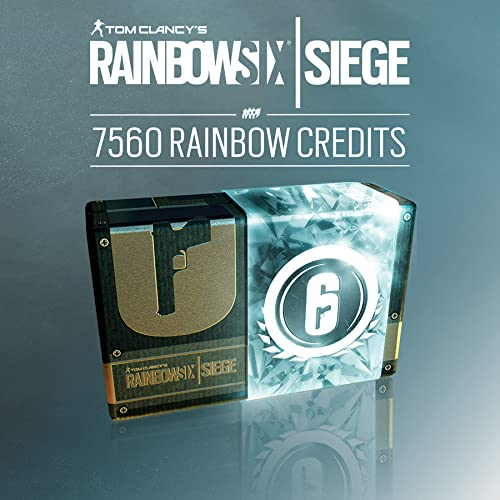 Tom Clancy's Rainbow Six Siege - 7560 Credits Pack [PC Code - Uplay]