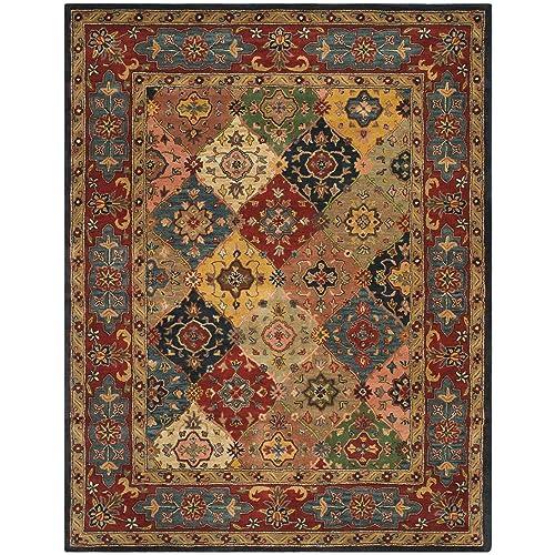 Red Wool Oriental Rugs 9x12 Amazon Com