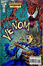 Venom Carnage Unleashed #1: There Must Be Some Way Out Of Here... (Marvel Comic Book April 1995)