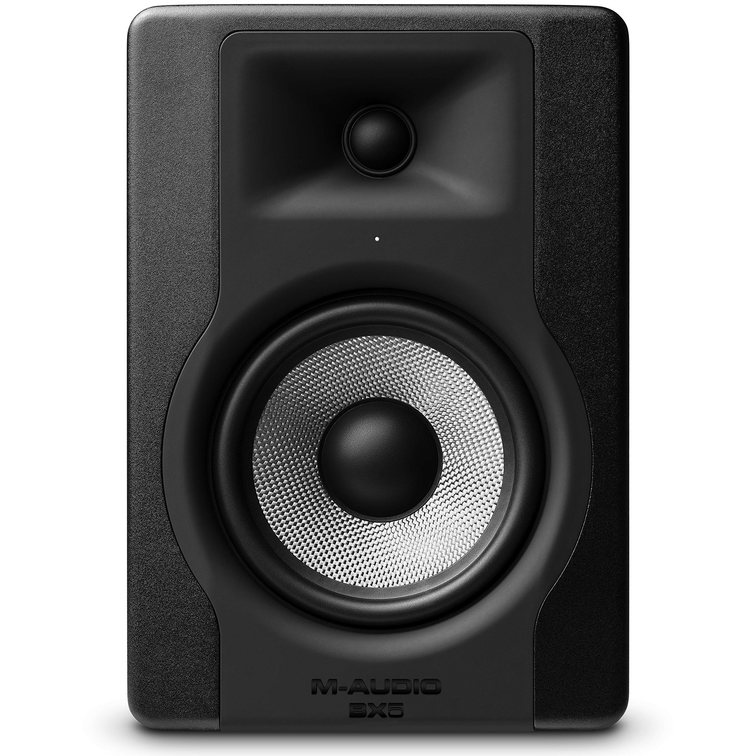 "M-Audio BX8 D8  Compact 8-Way 8"" Active Studio Monitor Speaker for Music  Production and Mixing With Onboard Acoustic Space Control, 8 piece"