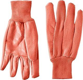 MidWest Gloves & Gear 7791H8MEL-L-AZ-6 Jersey 'N More Glove, large, Melon
