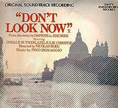 DON'T LOOK NOW (ORIGINAL SOUNDTRACK LP, IMPORT REISSUE)