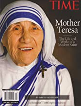 Time Magazine Mother Teresa (The Life and Works of a Modern Day Saint, 2012 Reissue)