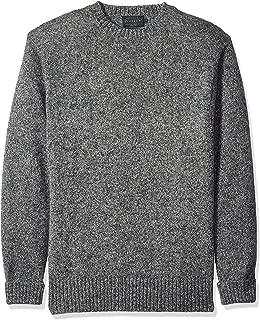 Men's Shetland Crew-Neck Sweater