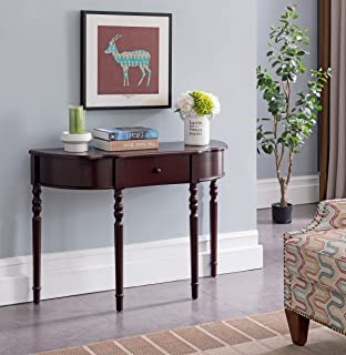 Best queen anne console table Reviews