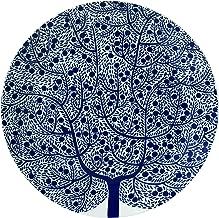 Royal Doulton Fable Garland Round Tree Platter, White