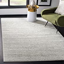 Safavieh Adirondack Collection ADR113C Light Grey and Grey Modern Abstract Area Rug..
