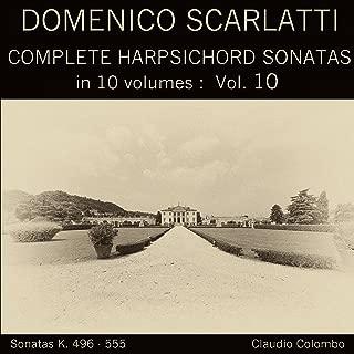 Harpsichord Sonata in E Major, K. 531 (Allegro)
