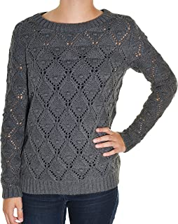 Womens Long Sleeve Knit Sweater
