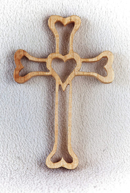 Heart Max 63% OFF of Jesus Tulsa Mall Cross