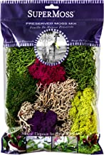 SuperMoss (23312) Moss Mix Preserved, 8oz