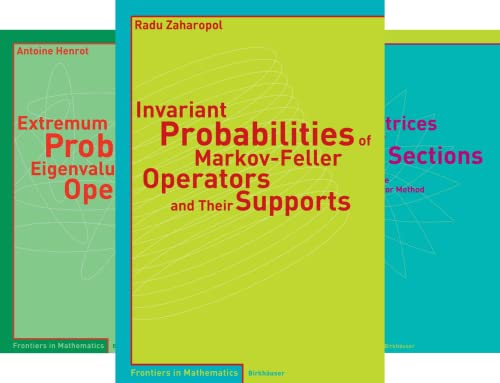 Frontiers in Mathematics (46 Book Series)