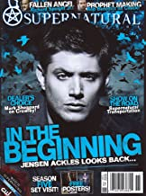 Jensen Ackles, Free Posters!, Season 5 Set Visit!, Richard Speight Jr., Rob Benedict - March/April, 2010 The Official Supernatural Magazine Issue #15