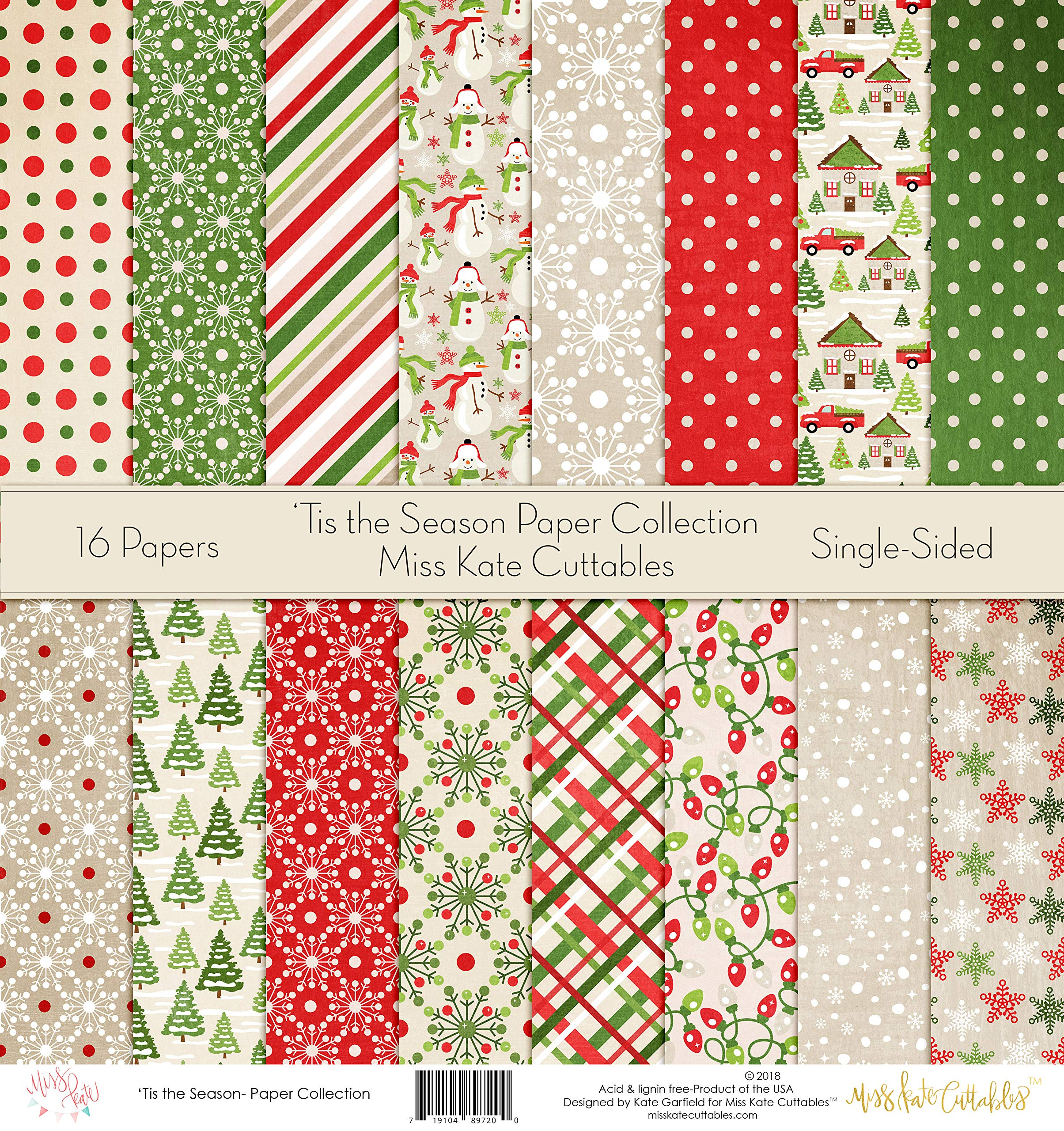 Christmas Paper Ornament Patterns – Free Patterns