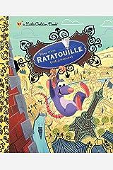 Ratatouille (Disney/Pixar Ratatouille) (Little Golden Book) Hardcover